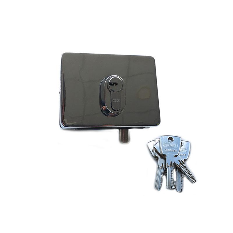 Κλειδαριά Τζαμόπορτας Βασική Abus 9440