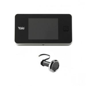 Ματάκι Πόρτας Ηλεκτρονικό Yale Digital Door Viewer 4505
