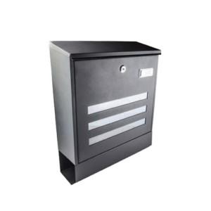 Γραμματοκιβώτιο με Θήκη Εφημερίδων Σχέδιο Mailbox
