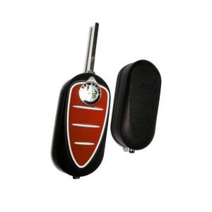 Κέλυφος Κλειδιού Αυτοκινήτου Alfa Romeo με Τρία Κουμπιά & Λάμα SIP22