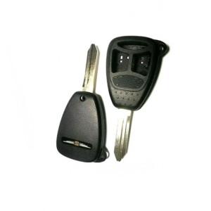 Κέλυφος Κλειδιού Αυτοκινήτου Chrysler με 3 Κουμπιά - Type 1