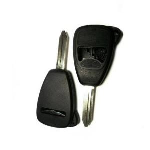 Κέλυφος Κλειδιού Αυτοκινήτου Chrysler με 2 Κουμπιά - Type 1