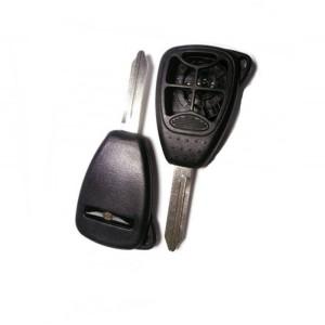Κέλυφος Κλειδιού Αυτοκινήτου Chrysler με 5 Κουμπιά - Λάμα Y160