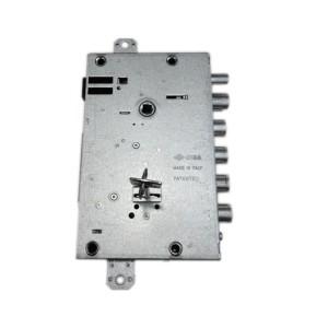 Ηλεκτρική Κλειδαριά Θωρακισμένης Πόρτας με Σετ Αλλαγής Συνδυασμού Cisa 17665
