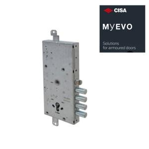 Κλειδαριά Ηλεκτρική Αυτόματου Κλειδώματος Cisa myEVO  για Θωρακισμένη Πόρτα