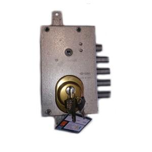 Κλειδαριά Θωρακισμένης Πόρτας Cisa Revolution Pro με Winkhaus Κύλινδρο & Τοποθέτηση