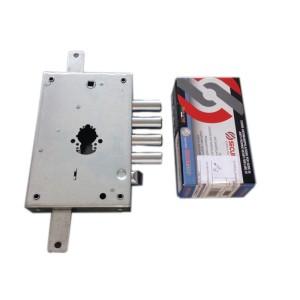 Κλειδαριά  Θωρακισμένης Securemme 2500/03 με Συνδυασμό Securmap