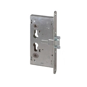 Κλειδαριά Απλή Κυλίνδρου Cisa 43130 για Πόρτες Πυρασφάλειας