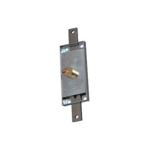 Κλειδαριά Απλή Cisa 41010 για Ρολλά Γκαραζόπορτας