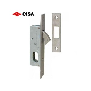 Κλειδαριά Απλή Μαχαιρωτή Cisa 45010.16