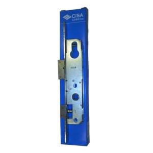 Κλειδαριά Απλή για Ξύλινες και Πόρτες Αλουμινίου Cisa Logo Line