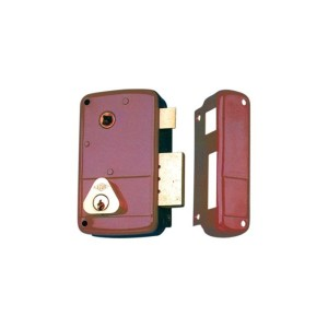 Κλειδαριά Κουτιαστή με Υποδοχή για Πόμολο Cisa 50211-45-2