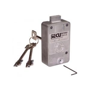 Κλειδαριά Ασφαλείας για Χρηματοκιβώτια Secu S4700U