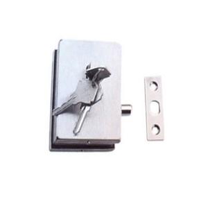 Κλειδαριές Τζαμόπορτας Bullet FS-007 Nickel