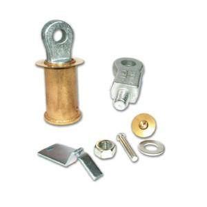 Κλειδαρια Τζαμόπορτας Cisa 06302-60 Ατσάλινη Καμπάνα