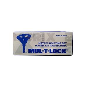 Mul-T-Lock Matrix Συνδυασμός Θωρακισμένης Πόρτας