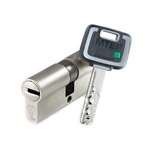 Κύλινδρος Ασφαλείας με 3 Συστήματα Κλειδώματος Mul-T-Lock MT5