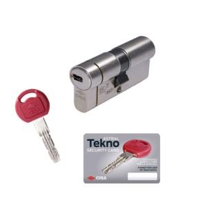 Κύλινδρος Ασφαλείας Cisa Astral Tekno Pro με Break Secure