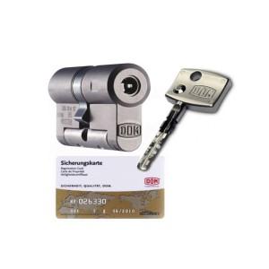 Κύλινδρος Υπερασφαλείας Dom Diamant με Προστασία Αντιγραφής Κλειδιών