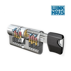 Κύλινδρος Ασφαλείας Winkhaus KeyTec RPE με Προστασία Αντιγραφής