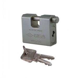 Λουκέτο Υψηλής Ασφαλείας Cisa 28550 Ατσάλινο