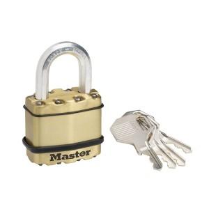 Λουκέτα Ασφαλείας Ατσάλινα Master Lock M1BD / M5BD