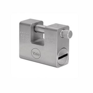 Λουκέτο Ασφαλείας - Τάκος Ατσάλινος Yale 2403 84mm