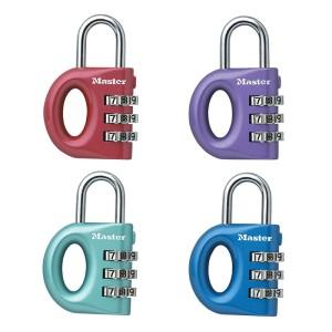 Λουκέτο με Κωδικό 3 Ψηφίων Master Lock 633D