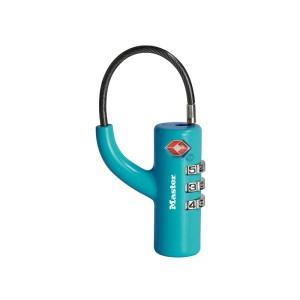 Λουκέτο με Κωδικό για Αποσκευές Master Lock 4717EURD