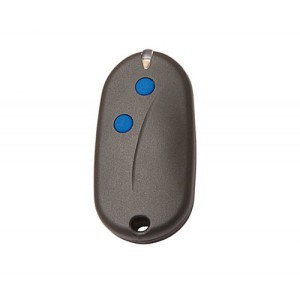 Τηλεκοντρόλ γκαραζόπορτας Seav Be Happy RS2 Κυλιόμενου Κωδικού