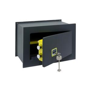 Χρηματοκιβώτιο Εντοιχιζόμενο με Κλειδί Arregui Ideal 10 - DI