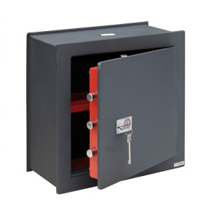 Εντοιχιζόμενο Χρηματοκιβώτιο με Κλειδί Domus Ideal DI