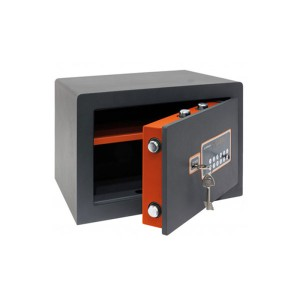 Χρηματοκιβώτιο Επίτοιχο με Ηλεκτρονικό Συνδυασμό και Κλειδί Arregui Plus-C