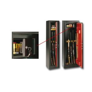 Χρηματοκιβώτιο Όπλων με Κλειδί Technomax Home Safe HS